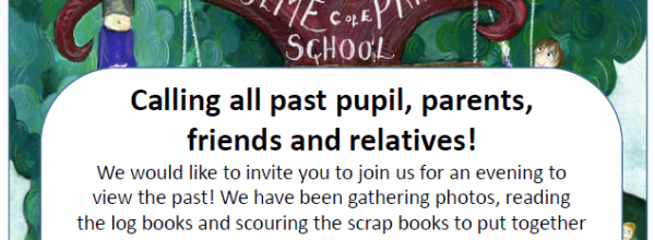 Past pupil's and families event