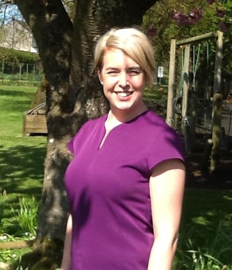 Victoria Spooner : Site Supervisor