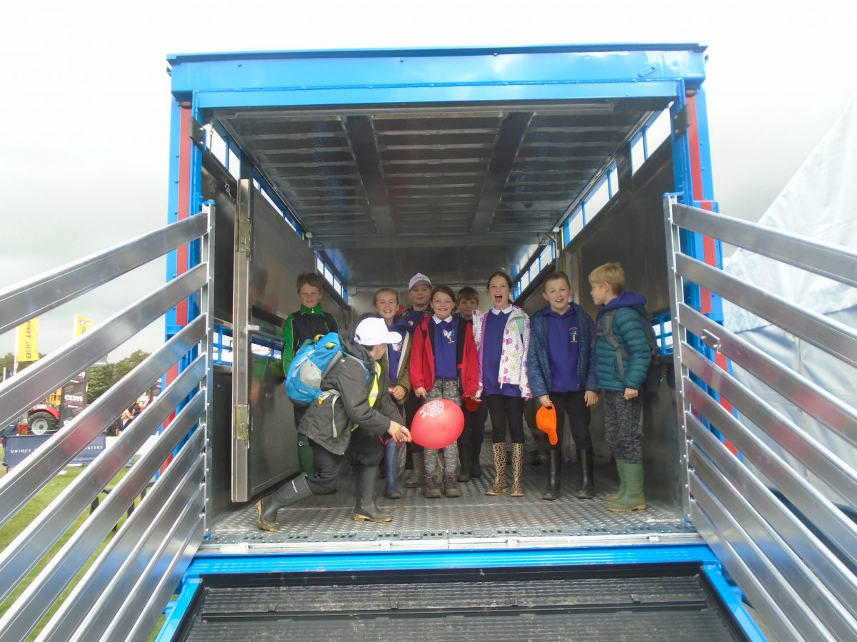 Class 4 – Westmorland Show