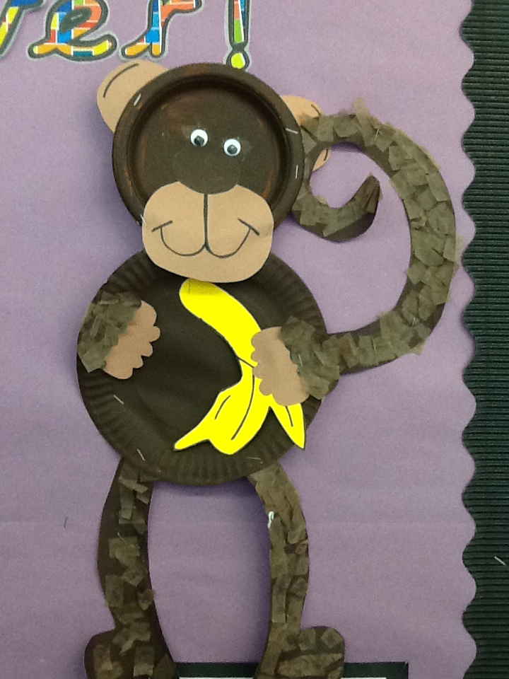 Marvin the Reciprocal Monkey