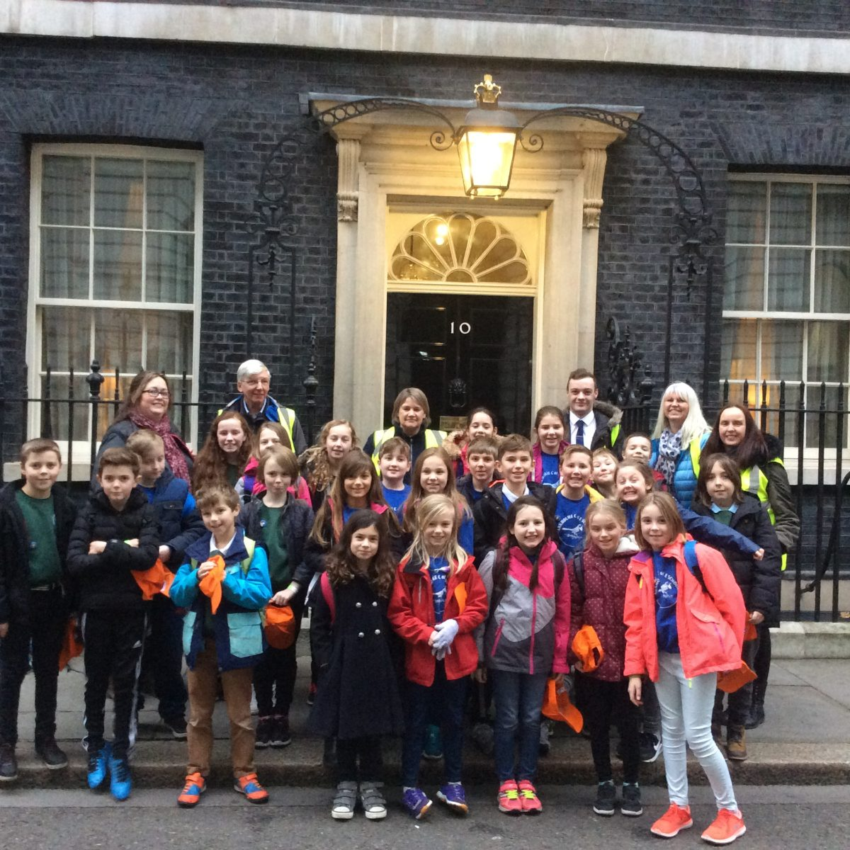 Class 4 Visit to London