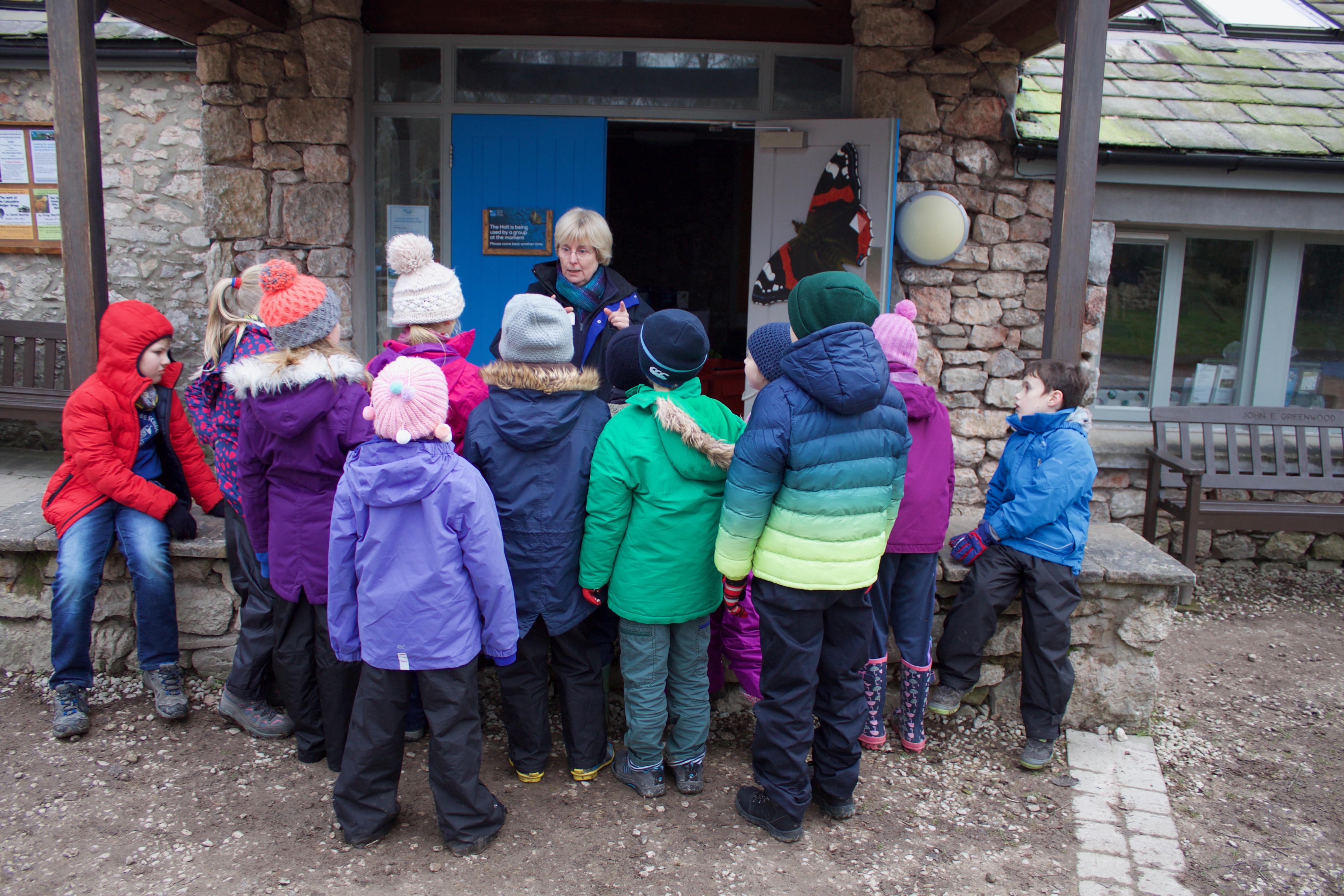 Arkholme School Class 3