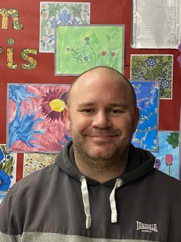 Graham Gardener : Site Supervisor