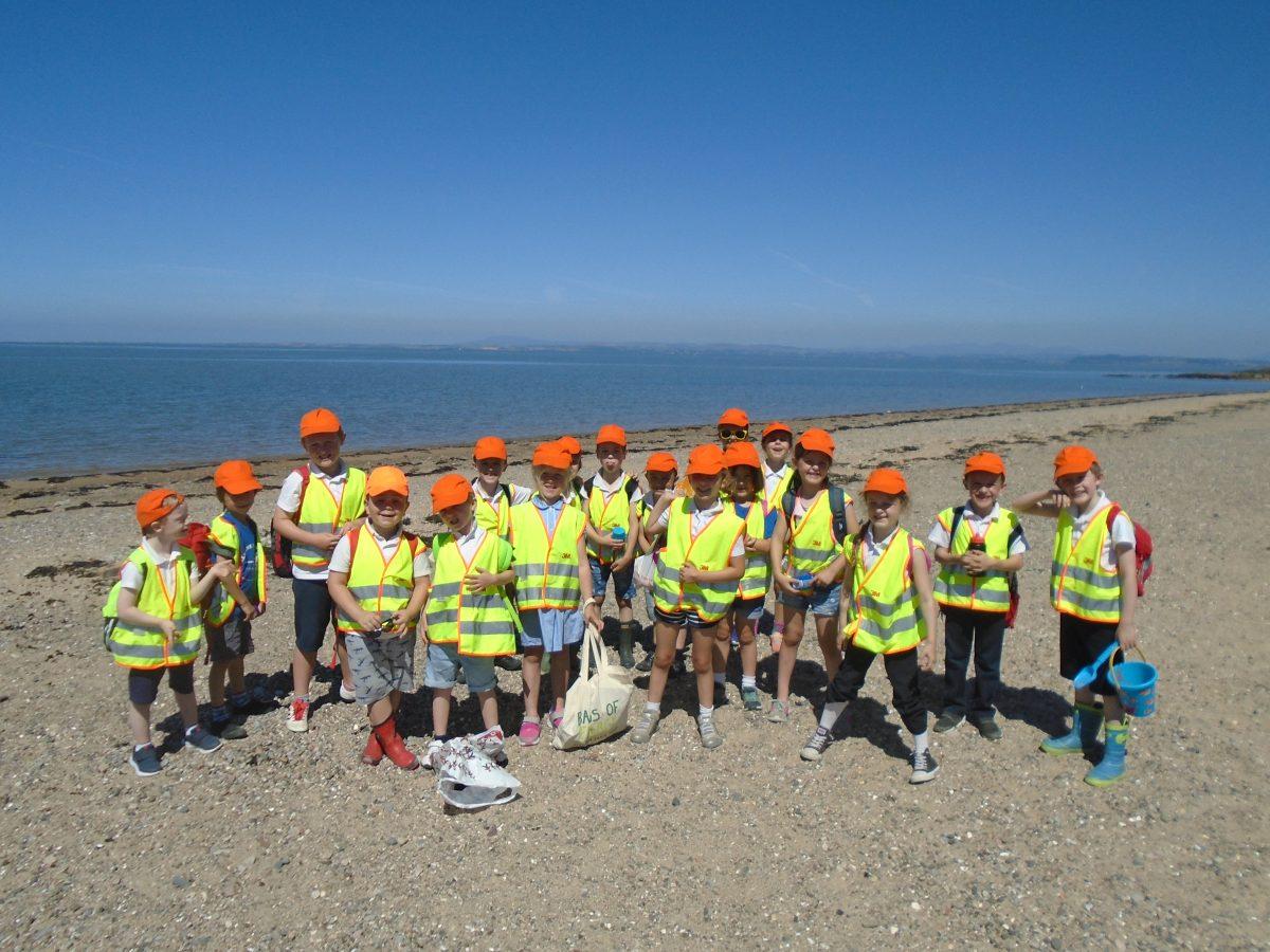 Class 2 Seaside Visit