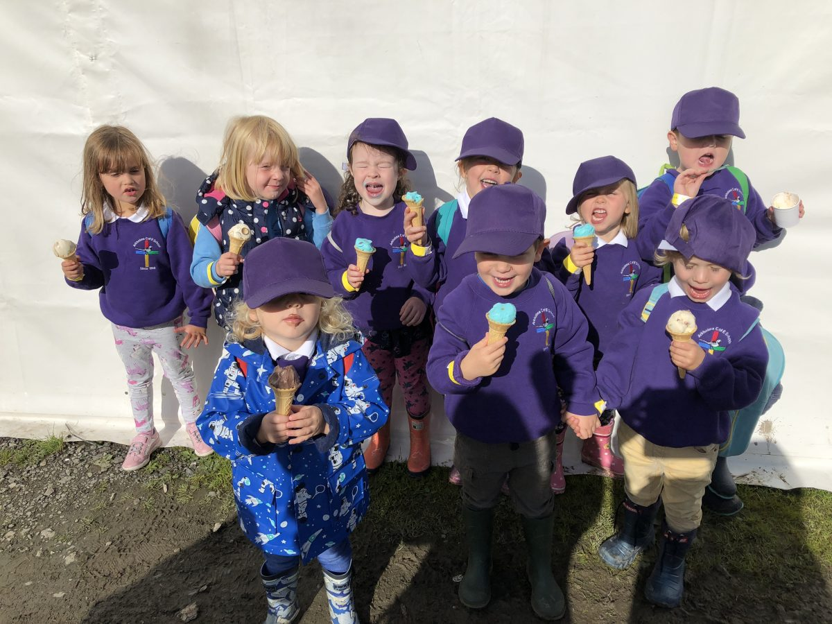 Class 1 – Westmorland Show