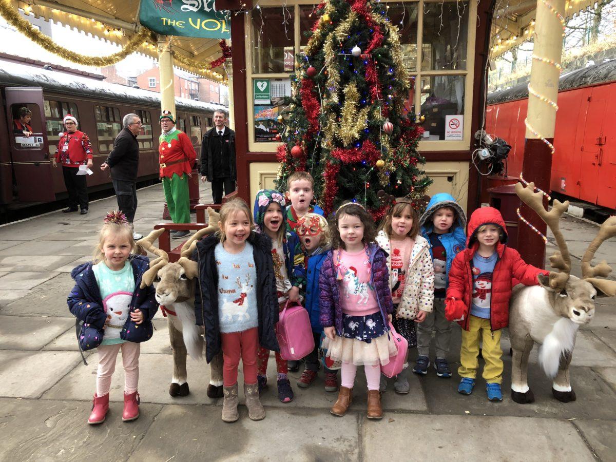 Magical Santa Train