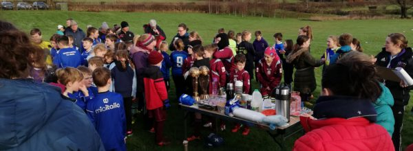 Lune Valley Cluster Football Tournament