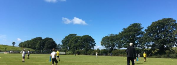 Cricket at Westgate