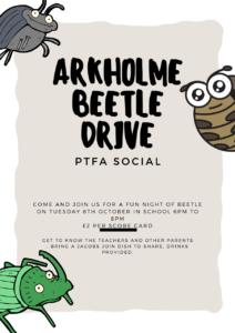 PTFA Beetle Drive