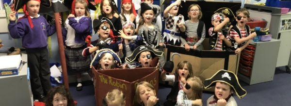 Robins Pirate Day