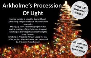 Procession of Light and Carols
