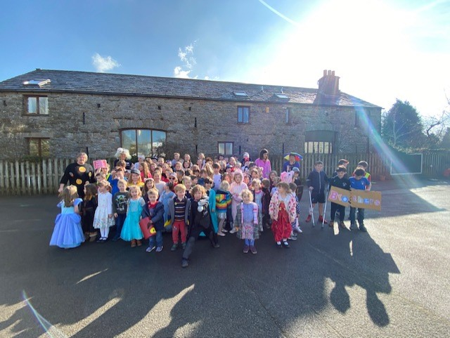 World Book Day – Dress as a word