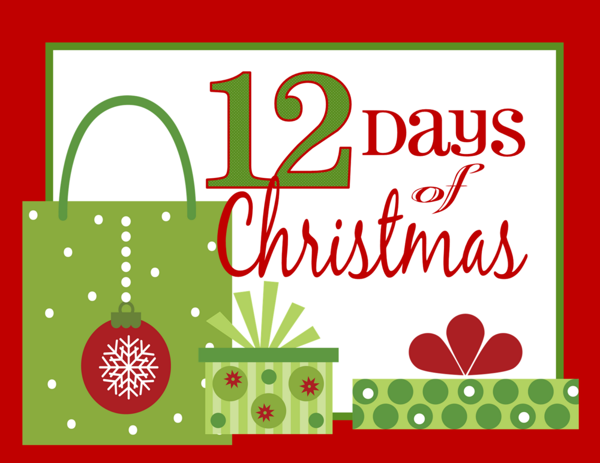 Twelve Days of Christmas Messages – Day 12